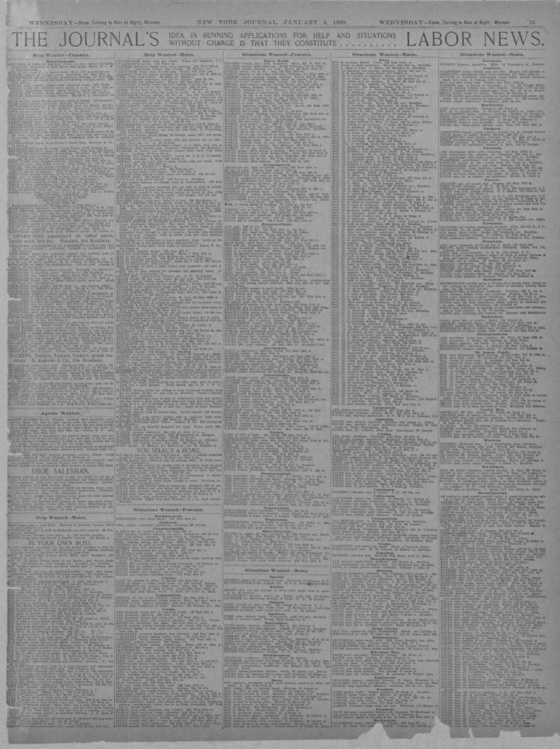 Image 13 of New York journal and advertiser (New York [N Y