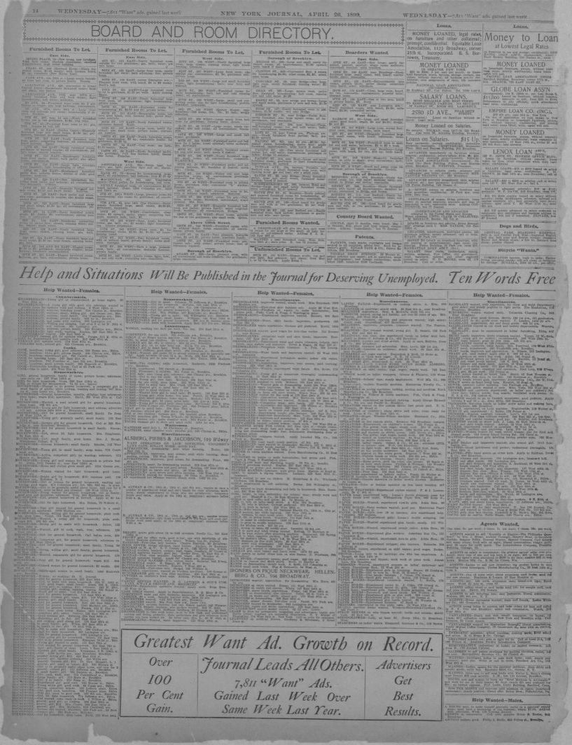 b3d4131b568 Image 14 of New York journal and advertiser (New York  N.Y. )