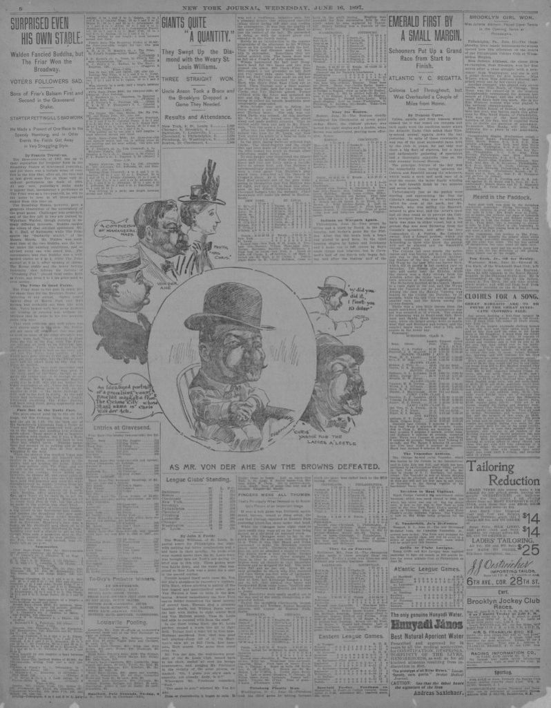Image 8 of New York journal and advertiser (New York [N Y