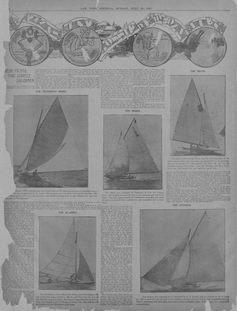 Image 30 of New York journal and advertiser (New York [N Y
