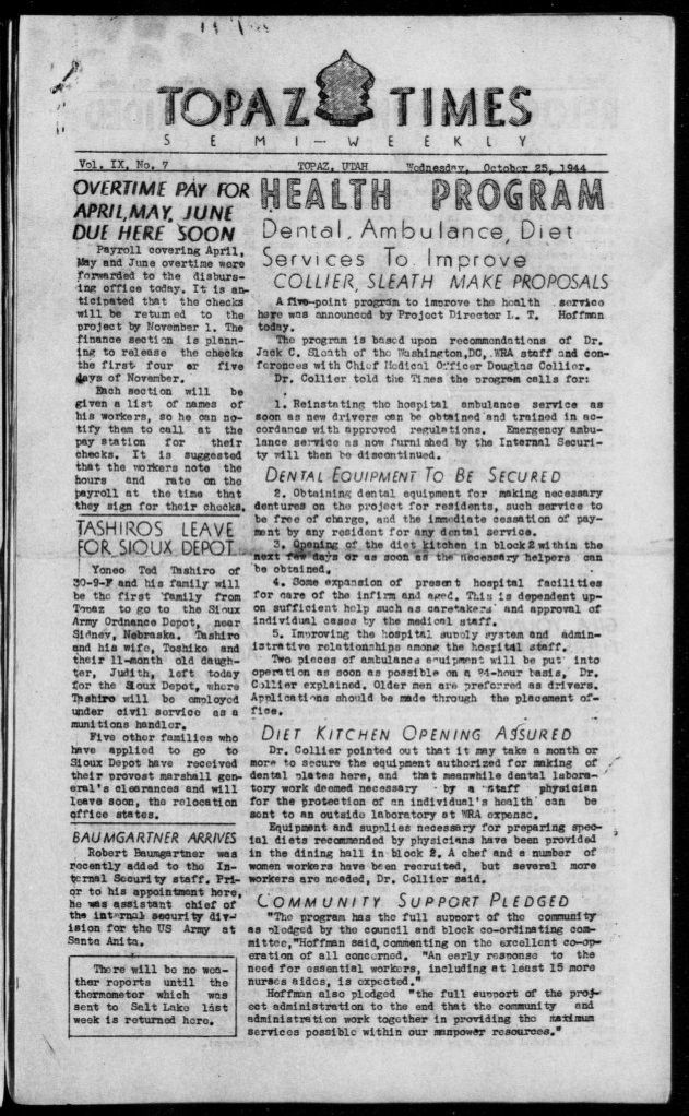 Newspaper, Available Online, United States | Library of Congress