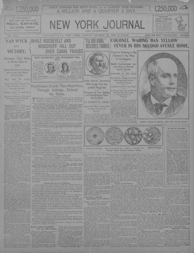 Newspaper, Available Online | Library of Congress