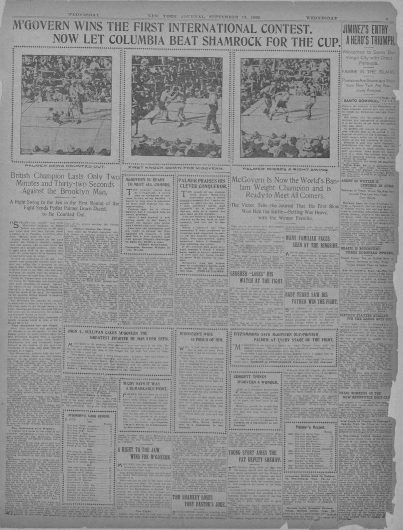 Image 5 of New York journal and advertiser (New York [N Y