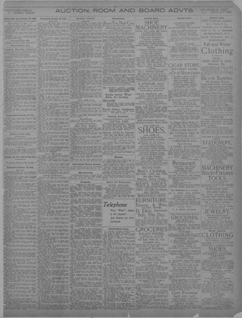 Image 13 Of New York Journal And Advertiser New York Ny