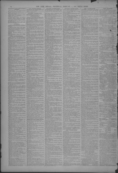 Image 12 of The New York herald, February 4, 1891 | Library