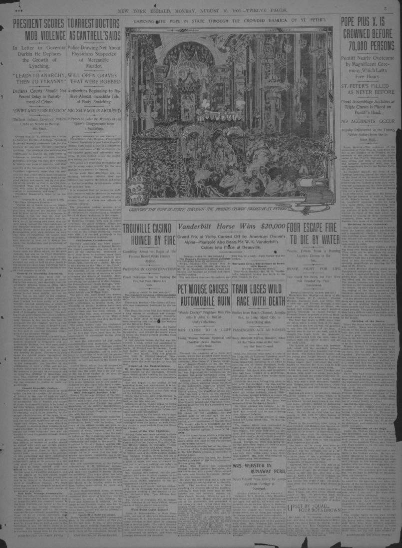 Image 3 of The New York herald (New York [N Y ]), August 10