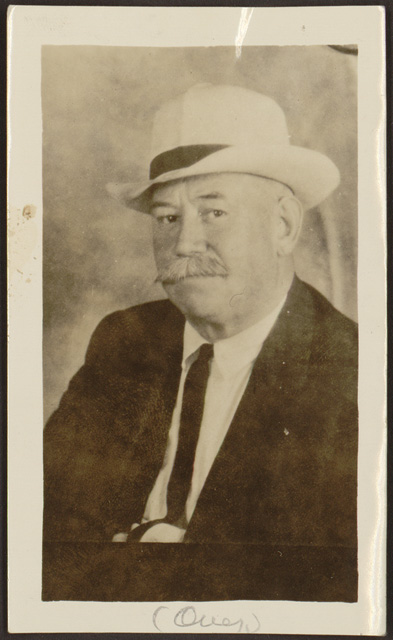 Photograph of Captain Pearl R. Nye