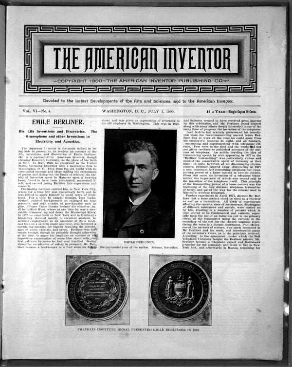 The American inventor