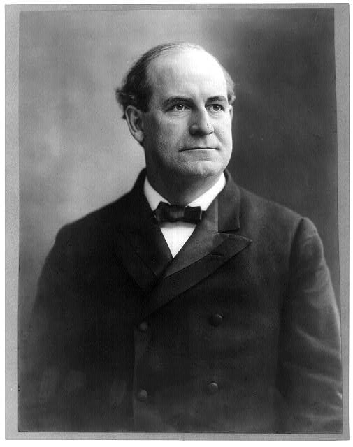 William Jennings Bryan, 1860-1925