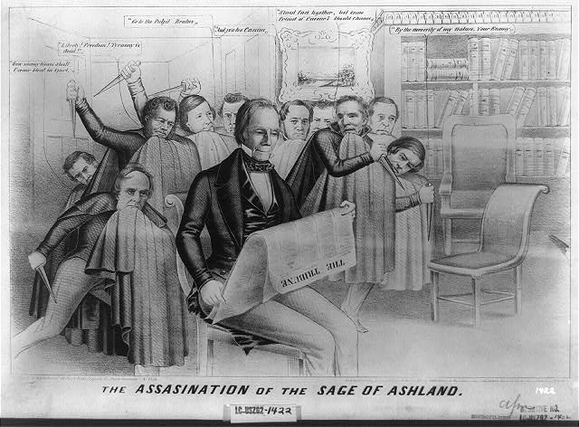 The assassination of the Sage of Ashland