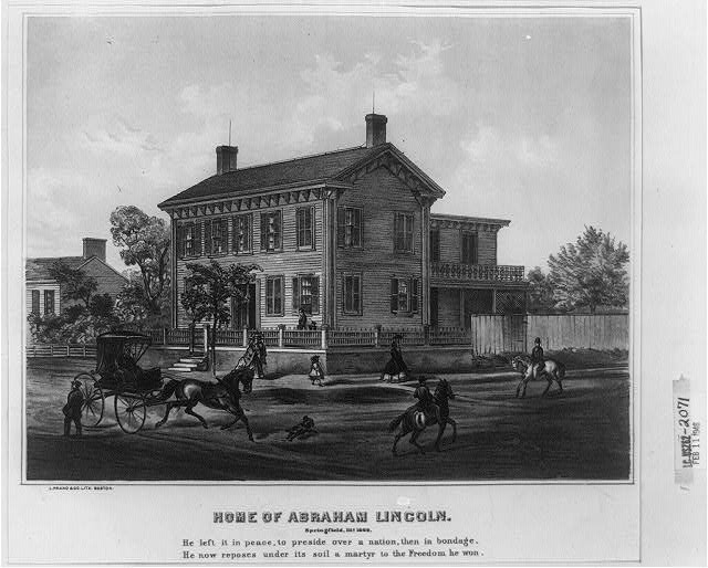 Home of Abraham Lincoln