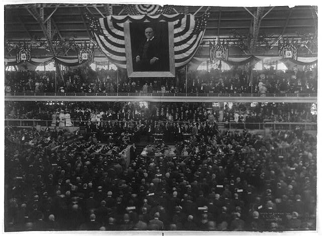 Opening prayer. Republican National Convention, June 21, 1904