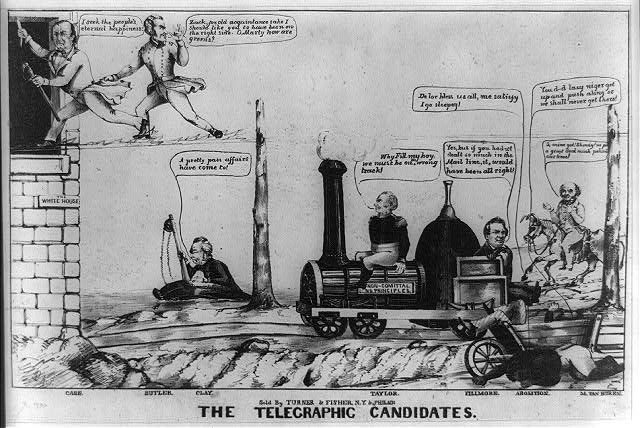 The telegraphic candidates