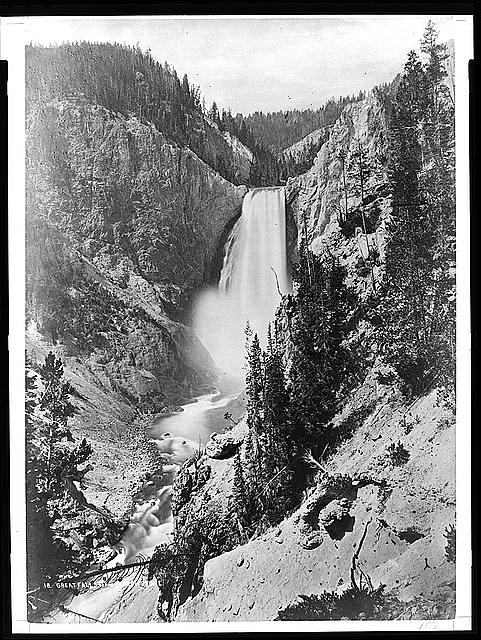 [Great Falls of the Yellowstone River]