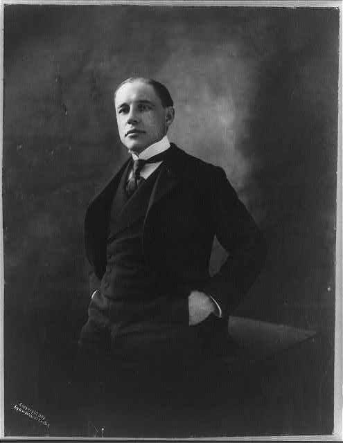 [Henry Austin Adams, three-quarter length portrait]
