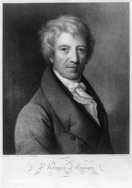 J. Kaspar Zellweger