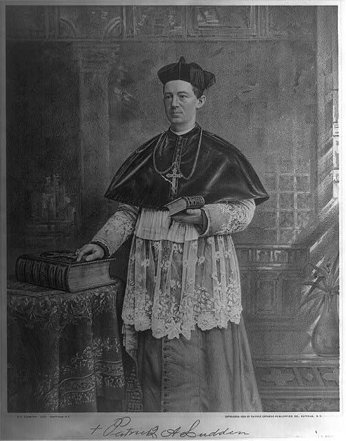 Patrick A. Ludden. Bp of Syracuse