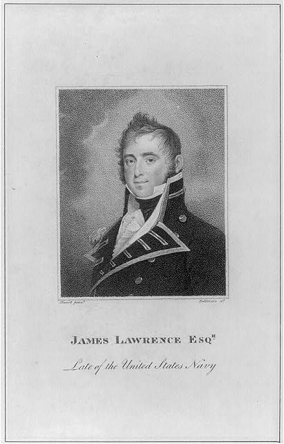 James Lawrence Esqr. late of the United States Navy