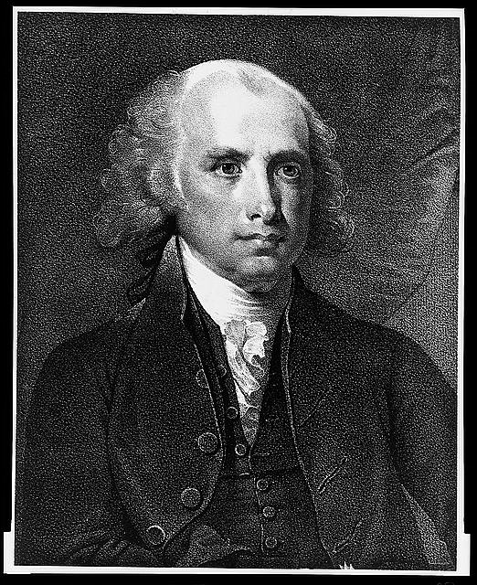James Madison, fourth President of the United States
