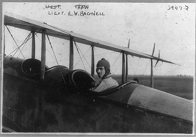 Lt. E.W. Bagnell