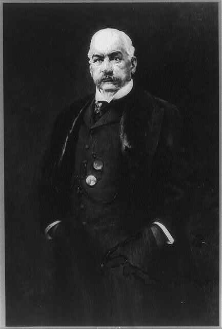 John Pierpont Morgan, 1837-1913