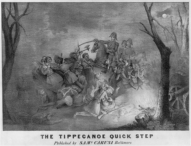 The Tippecanoe Quick Step