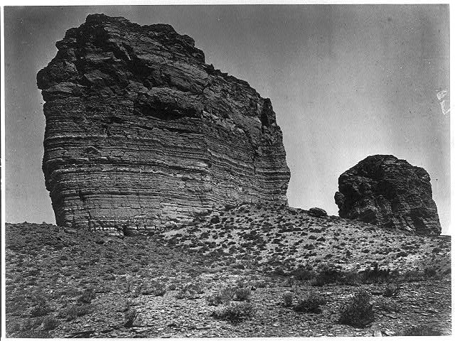 Buttes near Green River