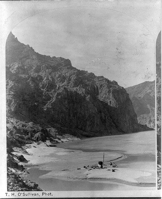 Camp Big Horn, Black Cañon.