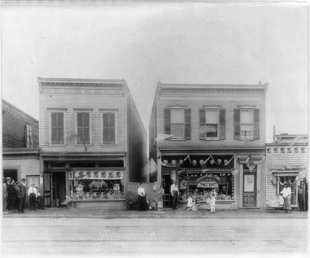 Stores in Anacostia, Washington, D.C.