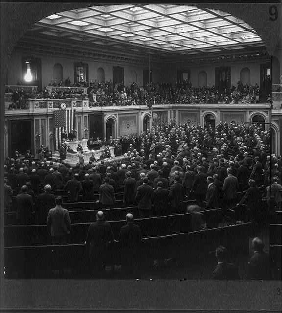 Opening ceremonies of the House of Representatives, Capitol Building, Washington, D.C.