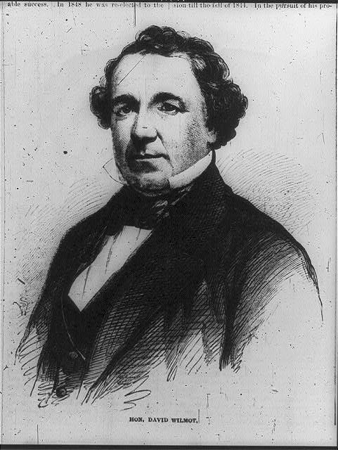 David Wilmot, 1814-1868