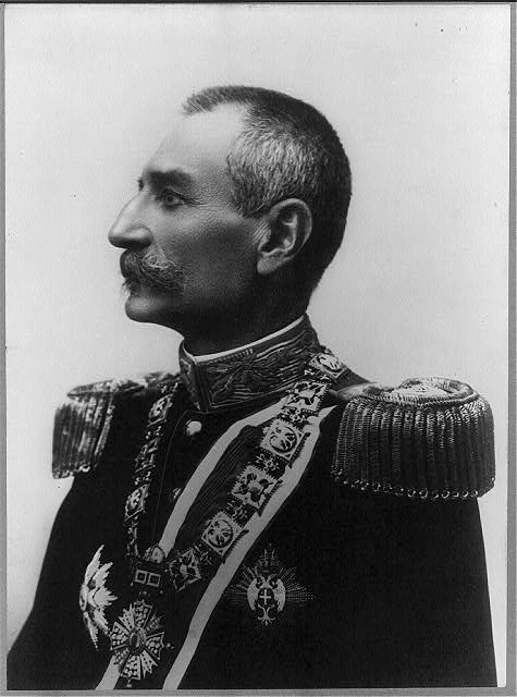 Peter I. Karageorgevich, King of Serbia, 1844-1921