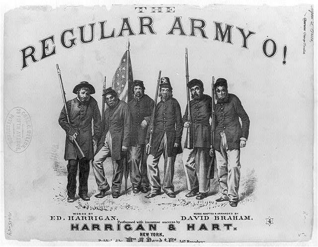 The Regular Army O!