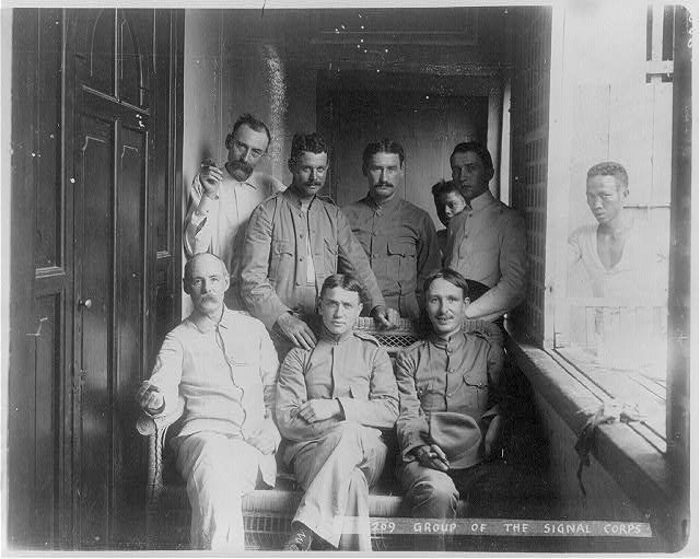 Group of the Signal Corps