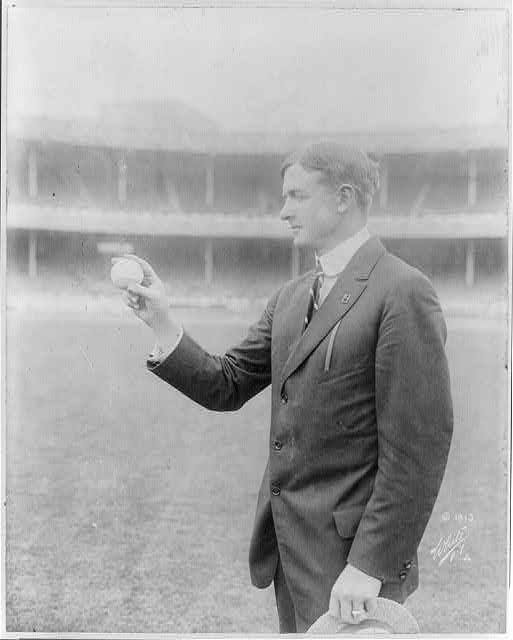 Christy Mathewson, 1880-1925