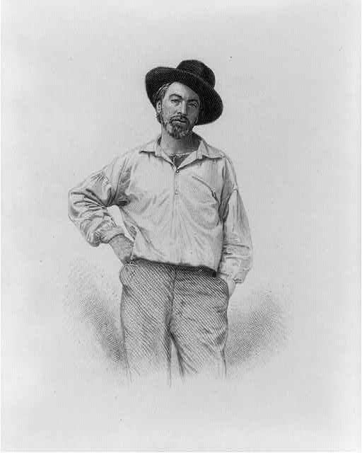Walt Whitman, 1819-1892