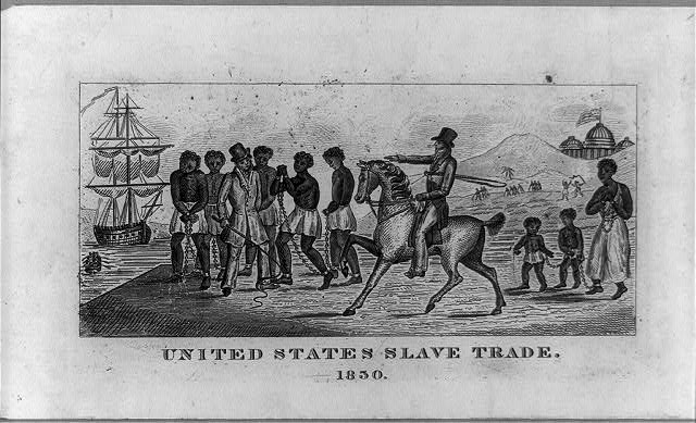 United States slave trade, 1830
