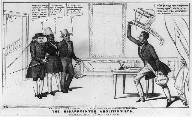 The disappointed abolitionists