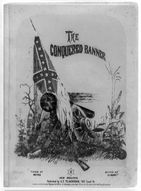 The conquered banner