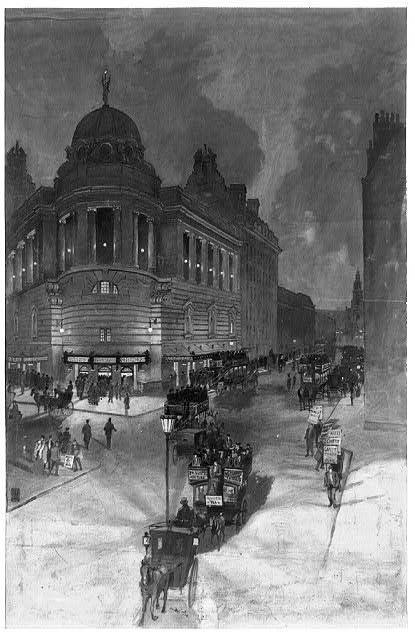 [The New Gaiety Theatre]