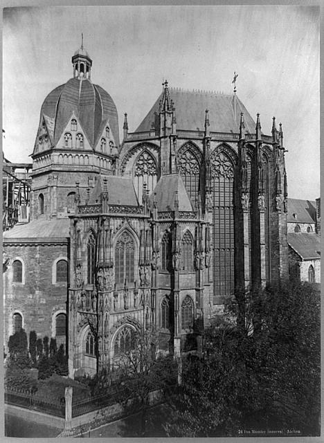 Dan Münster (inneres), Aachen