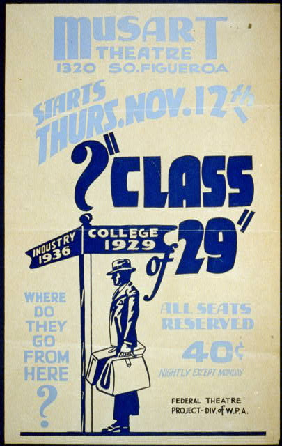 """Class of 29"" Where do they go from here?"