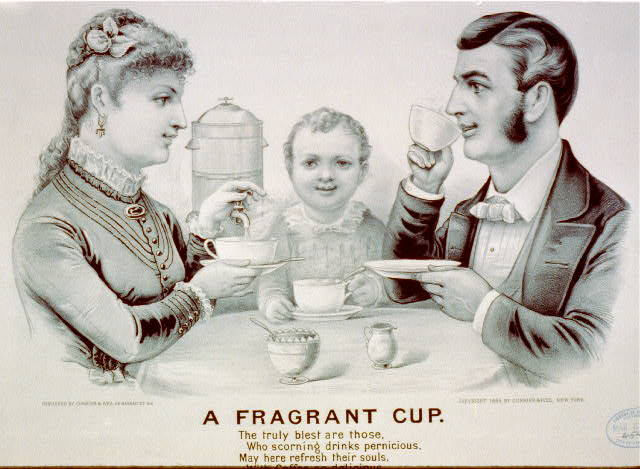 A fragrant cup