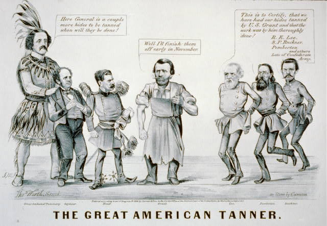 The great American tanner
