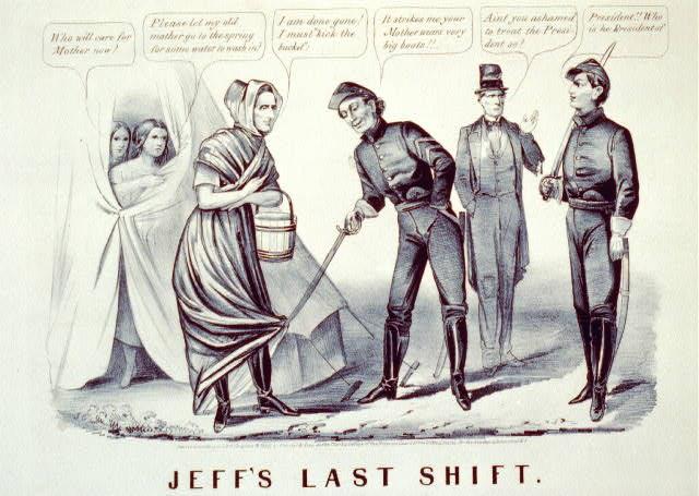 Jeff's last shift