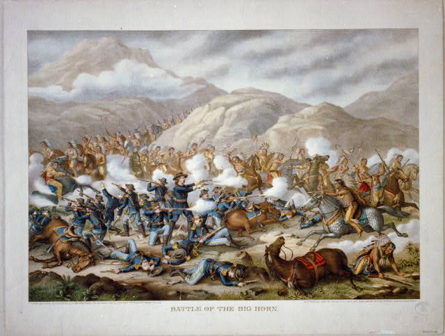 Battle of the Big Horn