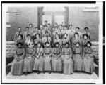 Flandreau Indian School, South Dakota, choir