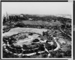 [Central Park, New York City, bird's-eye view]