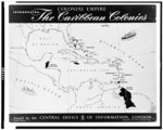 Colonial empire introducing the Caribbean colonies /