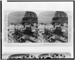 A Section of the Exposition of 1900 - from Pont de l'Alma, Paris, France